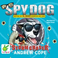 Spy Dog: Stormchaser - Andrew Cope