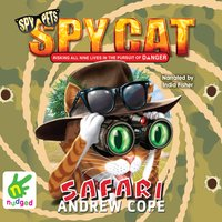 Spy Cat: Safari - Andrew Cope