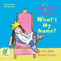 The Not So Little Princess: What's My Name? - Wendy Finney, Tony Ross