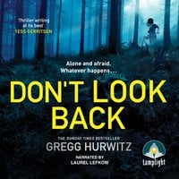 Don't Look Back - Gregg Hurwitz
