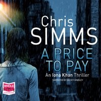 A Price to Pay - Chris Simms