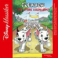 101 Dalmatinere - Flekken - det store valpeløpet - Walt Disney