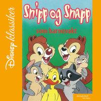 Snipp og Snapp som barnevakt - Walt Disney