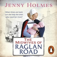 The Midwives of Raglan Road - Jenny Holmes