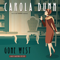 Gone West - Carola Dunn