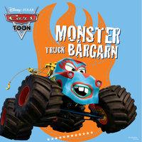 Bilar - Monstertruck Bärgaren - Disney