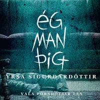 Ég man þig - Yrsa Sigurðardóttir