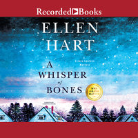 A Whisper of Bones - Ellen Hart