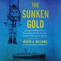 The Sunken Gold: A Story of World War I Espionage and the Greatest Treasure Salvage in History - Joseph A. Williams
