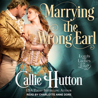 Marrying the Wrong Earl - Callie Hutton