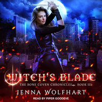 Witch's Blade - Jenna Wolfhart