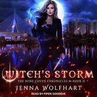 Witch's Storm - Jenna Wolfhart