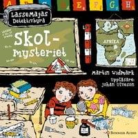 Skolmysteriet - Martin Widmark