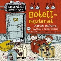 Hotellmysteriet - Martin Widmark