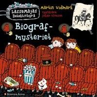 Biografmysteriet - Martin Widmark
