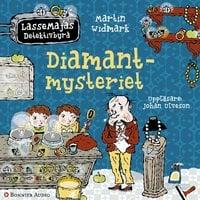 Diamantmysteriet - Martin Widmark