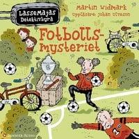 Fotbollsmysteriet - Martin Widmark