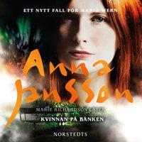Kvinnan på bänken - Anna Jansson