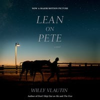 Lean on Pete movie tie-in - Willy Vlautin
