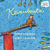 Keinulauta - Timo Parvela