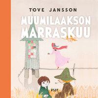 Muumilaakson marraskuu - Tove Jansson