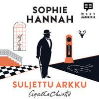 Suljettu arkku - Sophie Hannah