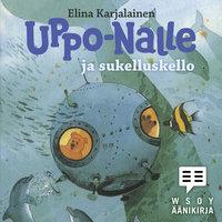 Uppo-Nalle ja sukelluskello - Elina Karjalainen