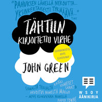 Tähtiin kirjoitettu virhe - John Green