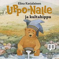 Uppo-Nalle ja kultahippu - Elina Karjalainen