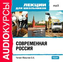 Современная Россия - Лекции для школьников