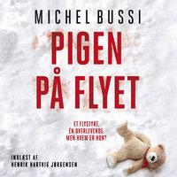 Pigen på flyet - Michel Bussi