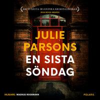 En sista söndag - Julie Parsons