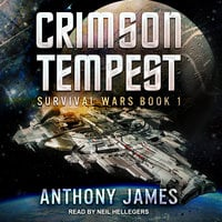 Crimson Tempest - Anthony James
