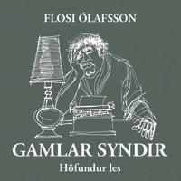 Gamlar syndir - Flosi Ólafsson