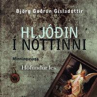 Hljóðin í nóttinni - Björg Guðrún Gísladóttir