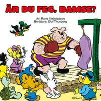 Är du feg, Bamse? - Rune Andréasson