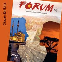Forum VI Maailman kulttuurit kohtaavat Äänite (OPS16) - Hannele Palo, Kimmo Päivärinta, Vesa Vihervä