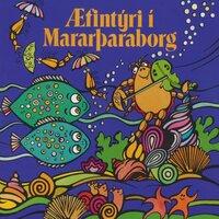 Æfintýri í Mararþaraborg - Ingebright Davik
