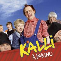Kalli á þakinu - Astrid Lindgren