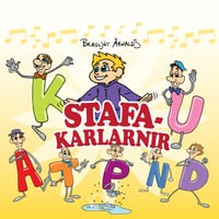 Stafakarlarnir - Bergljót Arnalds
