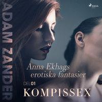 Kompissex - Anna Ekhags erotiska fantasier del 1 - Adam Zander