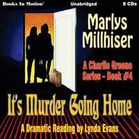 It's Murder Going Home - Marlys Millhiser