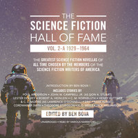 The Science Fiction Hall of Fame, Vol. 2-A - H.G. Wells, Poul Anderson, others