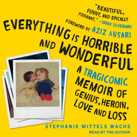Everything is Horrible and Wonderful: A Tragicomic Memoir of Genius, Heroin, Love and Loss - Stephanie Wittels Wachs