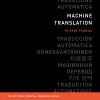 Machine Translation - Thierry Poibeau
