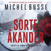Sorte åkander - Michel Bussi
