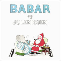 Babar og julenissen - Jean de Brunhoff