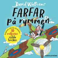 Farfar på rymmen - David Walliams