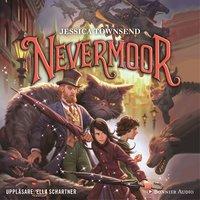 Nevermoor - Morrigan Crowes magiska förbannelse - Jessica Townsend