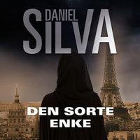 Den sorte enke - Daniel Silva